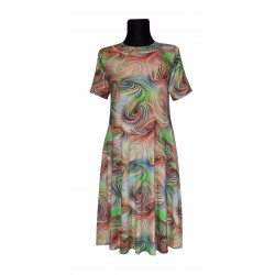 Платье ELE-367